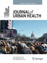 journal of urban health cover